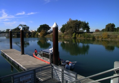 Walnut Grove Public Dock