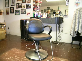 Hair Stylists chair