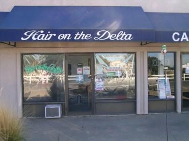 Hair on the Delta